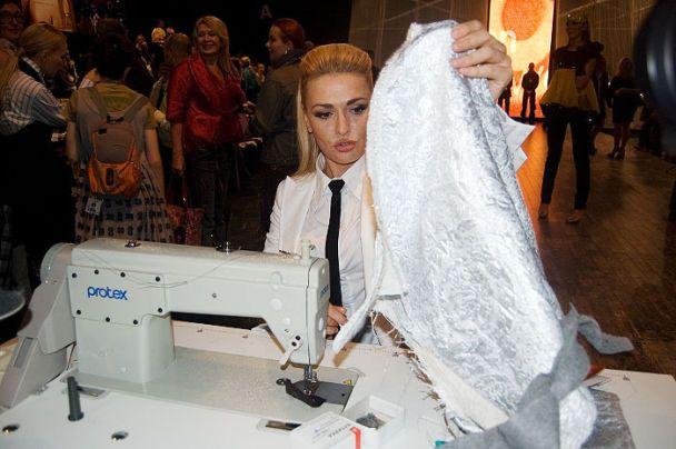 Сумська сіла за швейну машинку (фото)