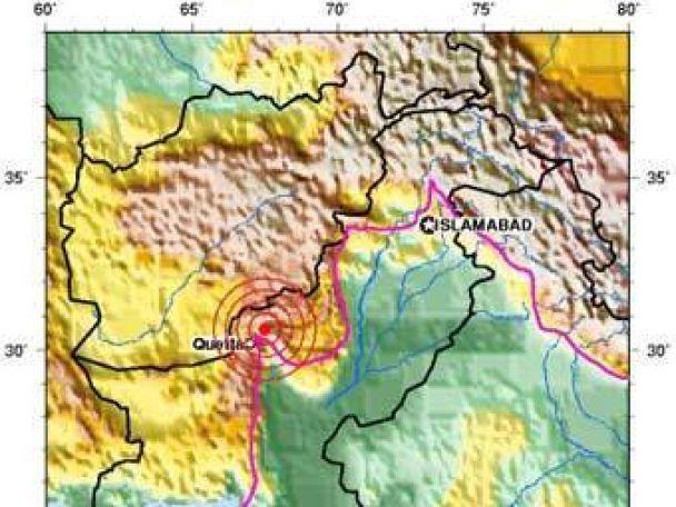 Землетрус у Пакистані: численні жертви (відео, оновлено)