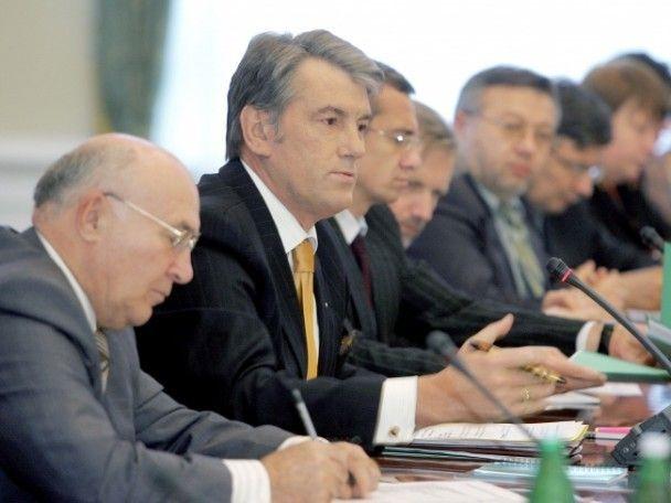 Ющенко вимагає повернути довіру до гривні (відео, оновлено)