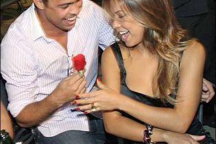 Подруга Роналдо народить йому доньку