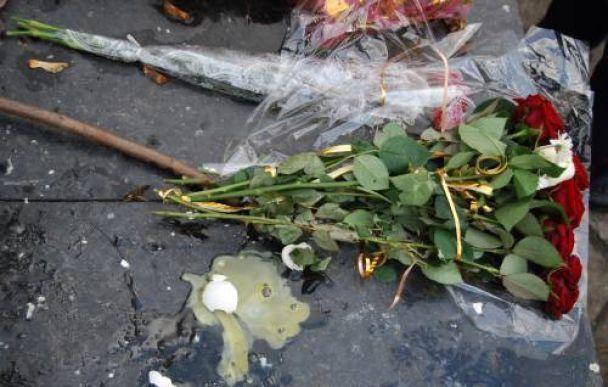 У Львові бійками відзначили річницю революції (відео)