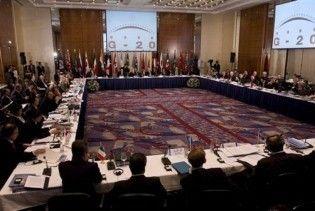 В США стартує антикризовий саміт