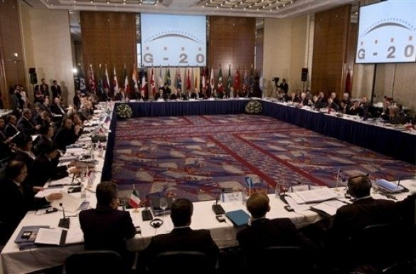 Саміт великої двадцятки