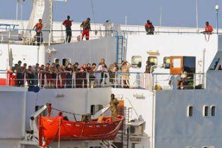 Інитрига визволення моряків з Faina