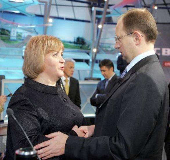 Яценюк Семенюк