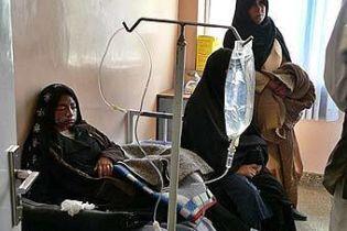 У Афганістані невідомі облили школярок кислотою (відео)