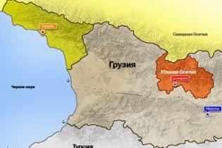 Абхазія і Південна Осетія матимуть на картах власні кольори