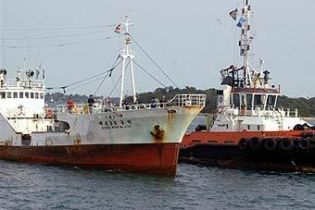 Пірати захопили китайське судно