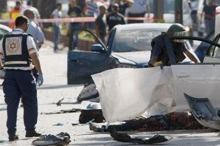 В центрі Тель-Авіва пролунав вибух (відео)