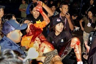 В результаті вибуху в Бангкоку постраждало більше 20 людей (відео)