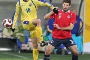 Україна перемогла Норвегію завдяки пенальті (відео)