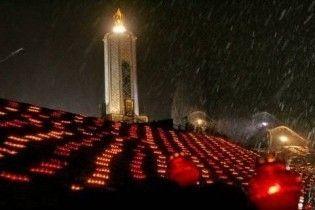 На меморіал жертвам Голодомору витратили у 5 разів більше