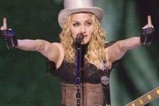 Мадонна заробила за 2008-й найбільше