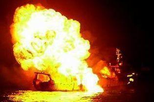 Індійські моряки переплутали траулер з піратським кораблем
