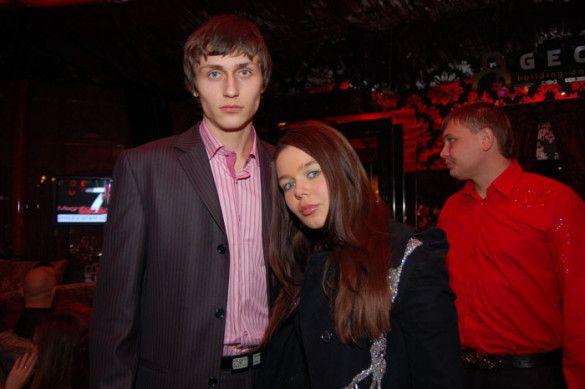 Dj Party, зірки, Barsky