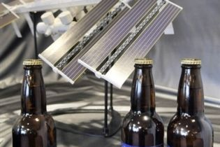"""В Японії куштували """"космічне"""" пиво (відео)"""