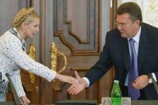 """Тимошенко нагадали, що Янукович """"крав зі швидкістю 60 доларів на секунду"""""""