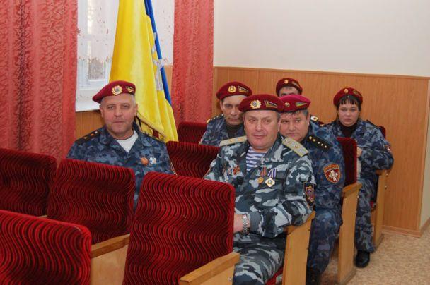 Дівчата з ХS побували в армії (фото)