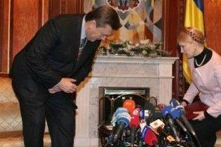 Янукович відмовився від теледебатів із Тимошенко
