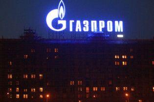 """""""Газпром"""" очікують мільйонні штрафи"""