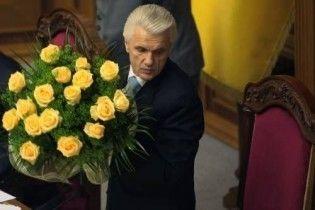 Володимиру Литвину виповнилось 53 роки