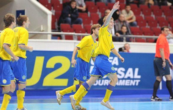 Молодіжна збірна України з футзалу