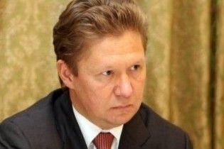Росія не погодилася на умови Ющенка щодо газових контрактів