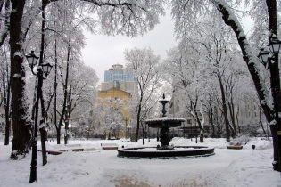 Найближчі два дні в Україні йтиме сніг