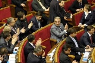 Більшість НУ-НС схиляється до коаліції з Партією регіонів