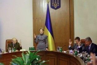 """Тимошенко: уряд працюватиме довго, незважаючи на """"чехарду"""""""