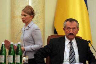 Тимошенко добре і без Пинзеника