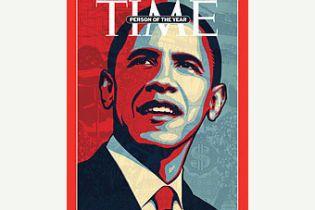 """Time назвав Барака Обаму """"людиною року"""""""