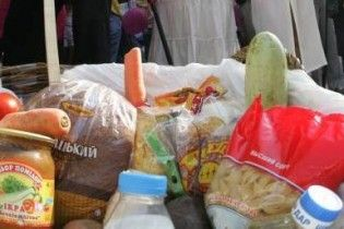 Українці відмовляють собі у м'ясі, солодощах і алкоголі