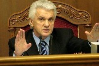 Литвин злякався силового перехоплення влади