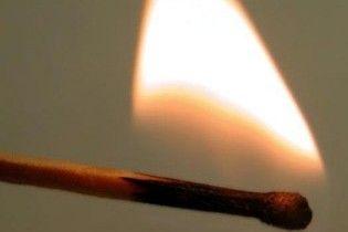 У Херсоні чоловік після сварки спалив себе і дружину