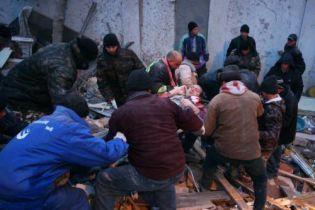 Мешканці будинку у Євпаторії, де стався вибух, не можуть потрапити у нове житло