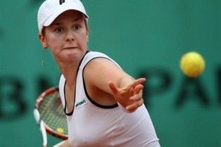 Марія Коритцева отримала травму