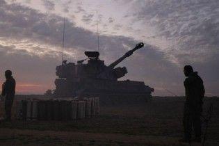 Ізраїль розпочав наземну операцію в секторі Газа