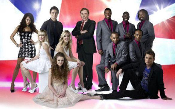 """Претенденти на участь у """"Євробаченні"""" від Британії"""