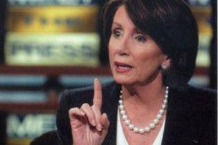 Палату представників конгресу США очолила жінка