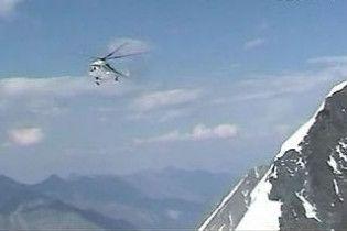 У Росії знайшли вертоліт з високопосадовцями, який зник 2 дні тому