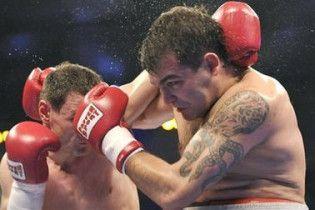 Барашьян програв угорському чемпіону