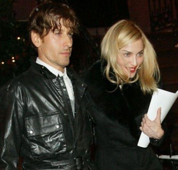 Гай Річі зізнався, що досі любить Мадонну