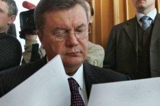 Янукович буде звільняти Ющенка, Тимошенко і Стельмаха
