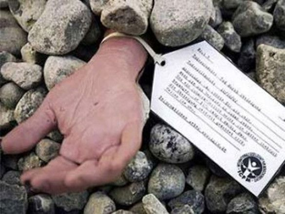 Забивання камінням до смерті