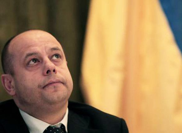Міністр палива та енергетики Юрій Продан