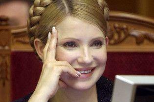 Тимошенко забирає собі весь український газ