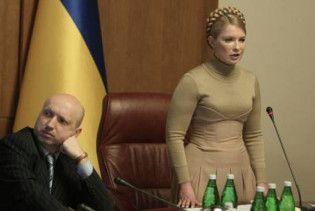 Уряд Тимошенко похвалив свого прем'єра