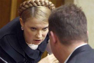 """Тимошенко кидає депутатів на боротьбу з """"хабарником Фірташем"""""""