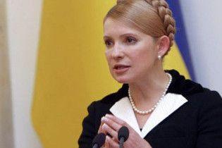 Тимошенко виступає проти імпічменту Ющенку